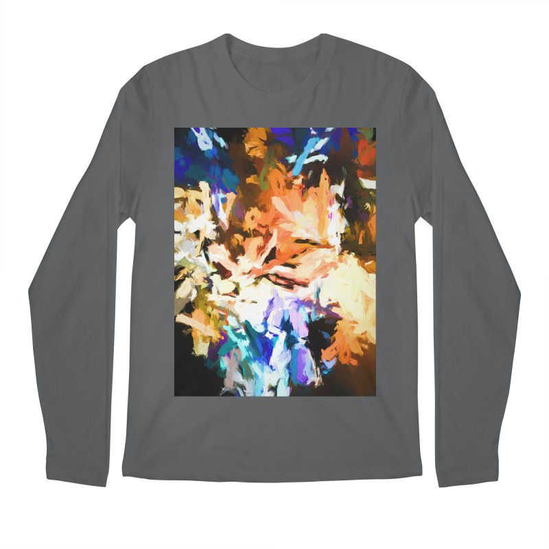 Cat and the Dander Effect Men's Regular Longsleeve T-Shirt by jackievano's Artist Shop