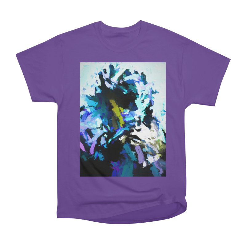 Tree in a Tempest Women's Heavyweight Unisex T-Shirt by jackievano's Artist Shop