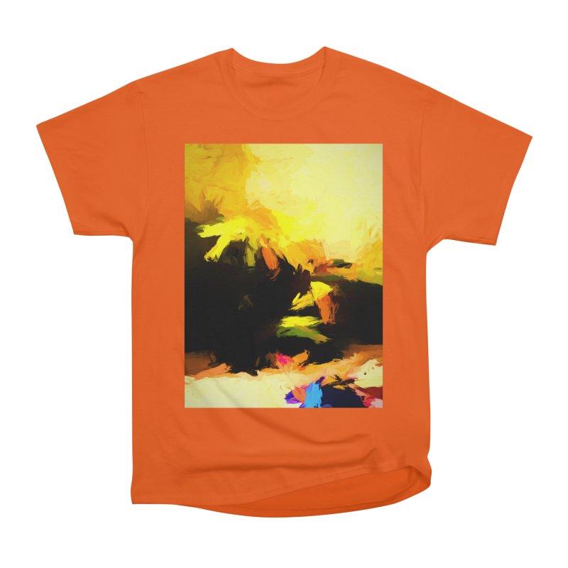 Bull Cat Bird Beak in the Sun Women's Heavyweight Unisex T-Shirt by jackievano's Artist Shop