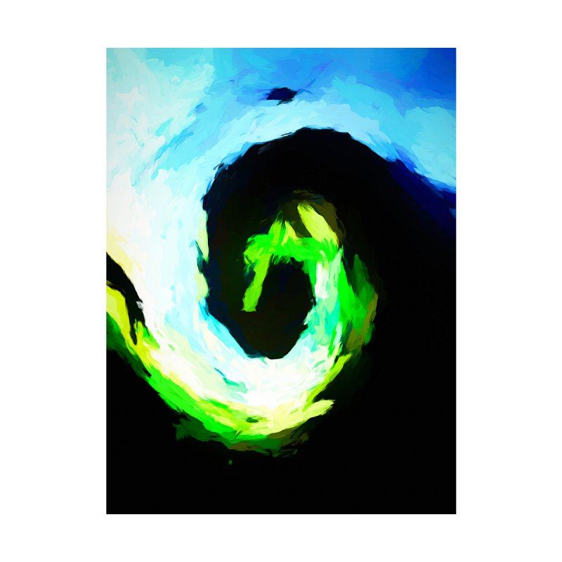 Curled Fist of the Tidal Wave by jackievano's Artist Shop