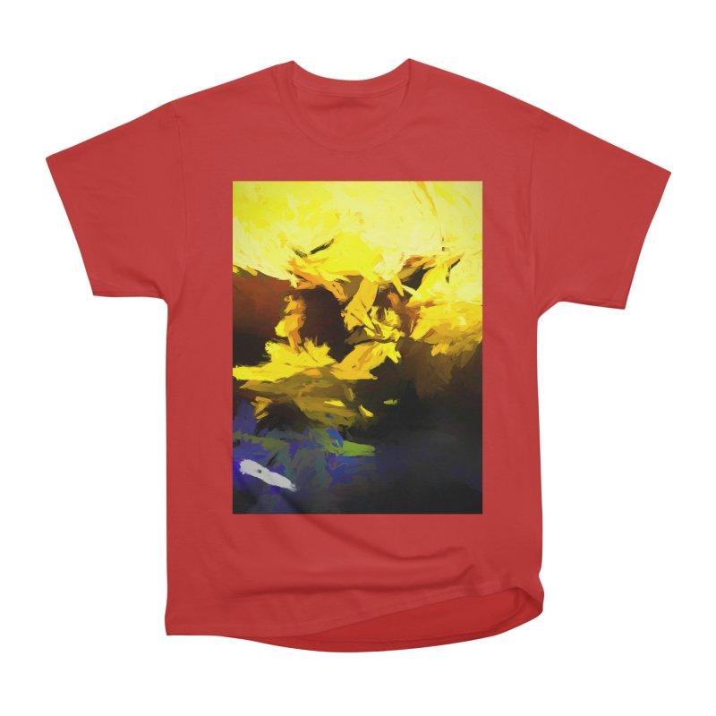 Shadow Eye Women's Heavyweight Unisex T-Shirt by jackievano's Artist Shop