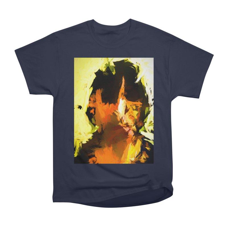 Self Portrait with Windmill Women's Heavyweight Unisex T-Shirt by jackievano's Artist Shop