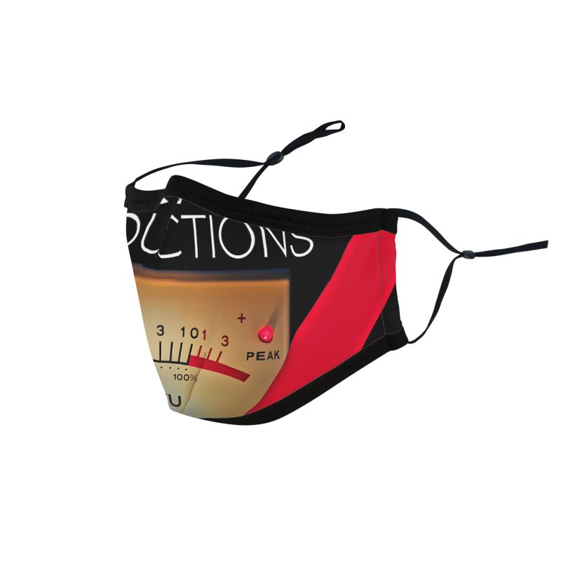 Jack Miele Productions Accessories Face Mask by jackmieleproductions's Artist Shop