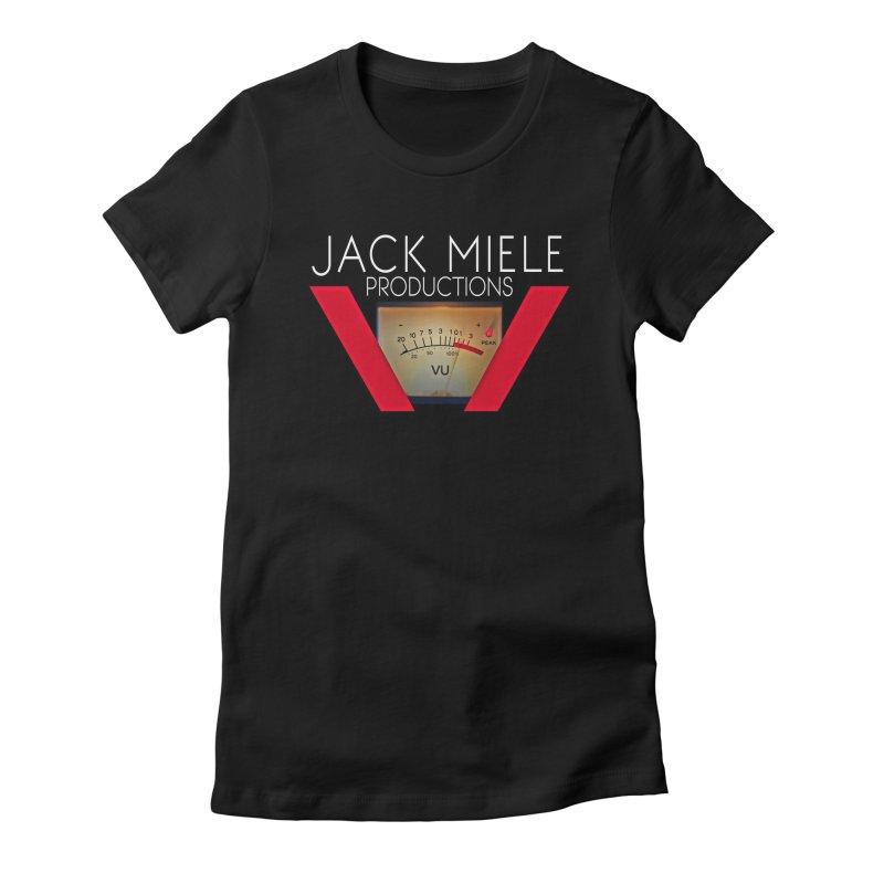 Jack Miele Productions Women's T-Shirt by jackmieleproductions's Artist Shop