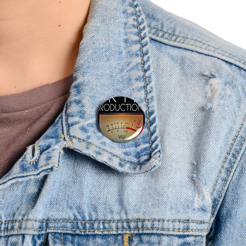 Jack Miele Productions Accessories Button by jackmieleproductions's Artist Shop