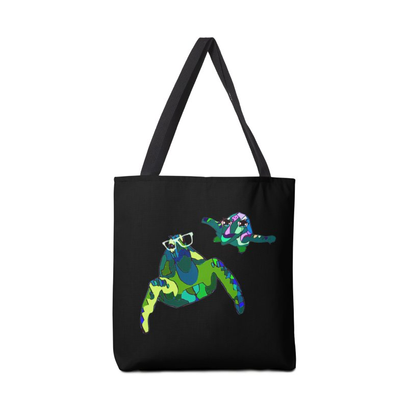 Marwell and Shshi Accessories Bag by jackrabbithollow's Artist Shop