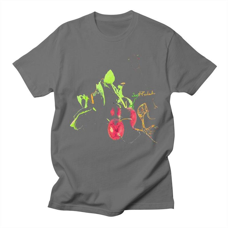 Sweet Radish Signature Men's T-Shirt by jackrabbithollow's Artist Shop