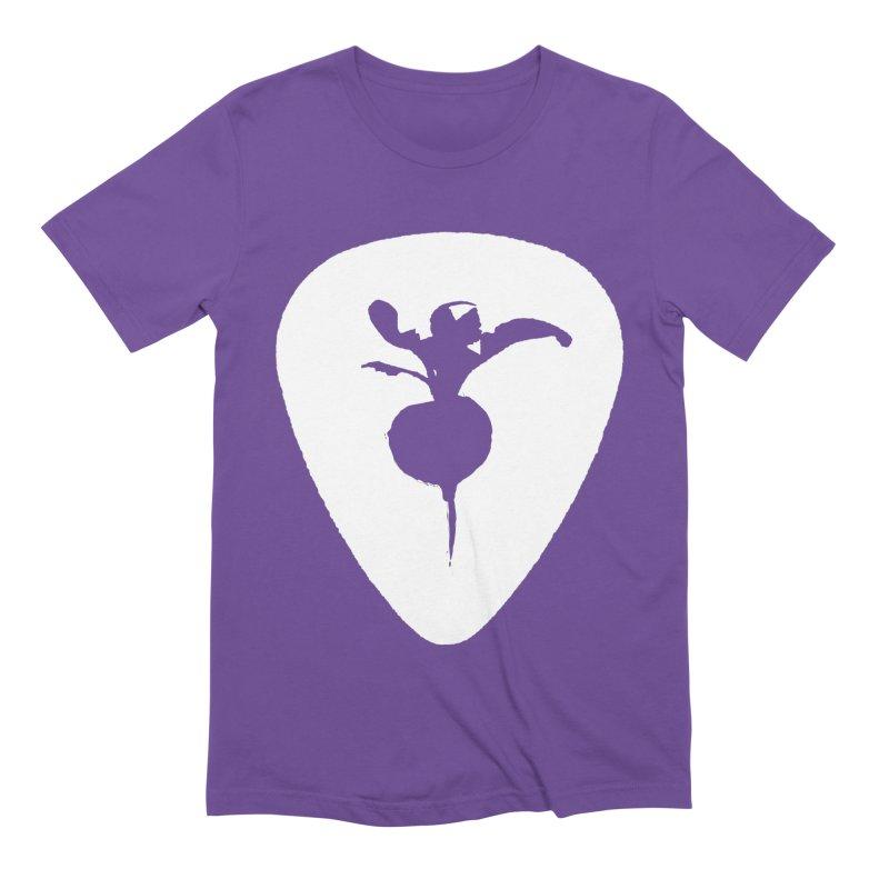 SWEET RADISH PIC LOGO Men's Extra Soft T-Shirt by jackrabbithollow's Artist Shop