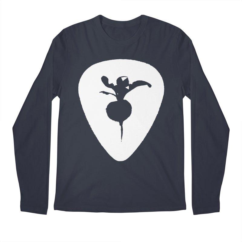 SWEET RADISH PIC LOGO Men's Longsleeve T-Shirt by jackrabbithollow's Artist Shop