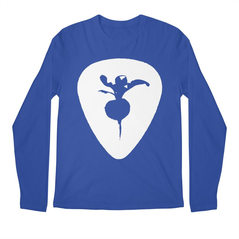 SWEET RADISH PIC LOGO Men's Regular Longsleeve T-Shirt by jackrabbithollow's Artist Shop