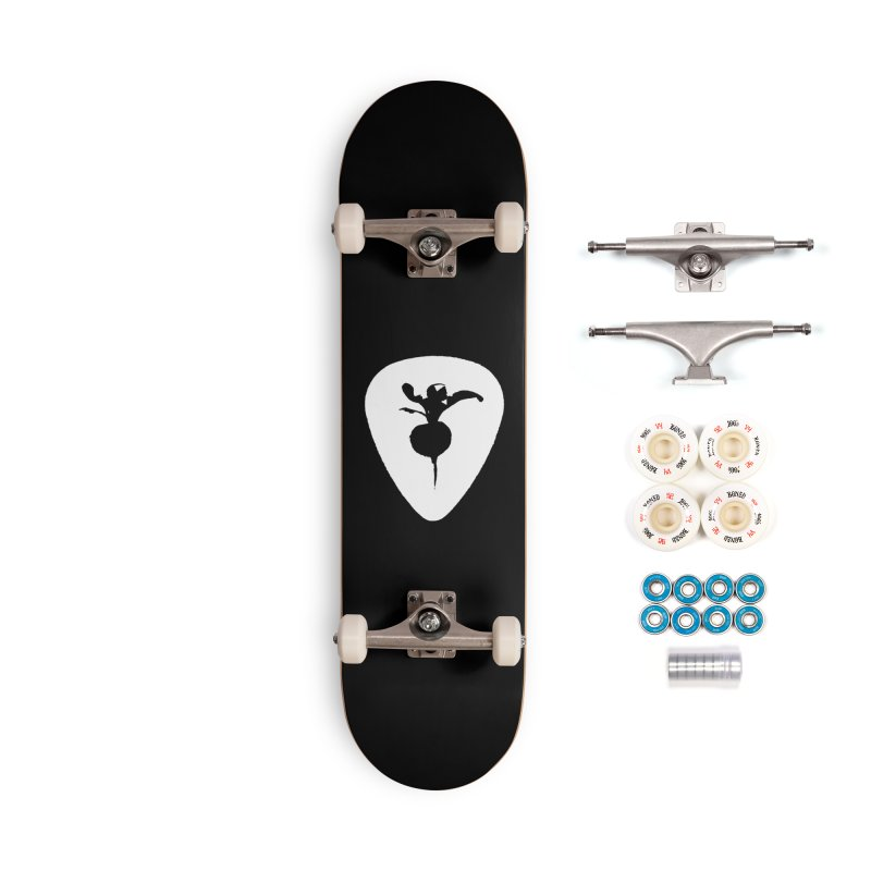SWEET RADISH PIC LOGO Accessories Complete - Premium Skateboard by jackrabbithollow's Artist Shop