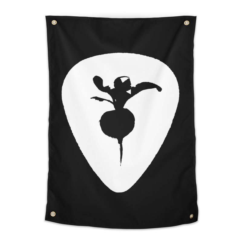 SWEET RADISH PIC LOGO Home Tapestry by jackrabbithollow's Artist Shop
