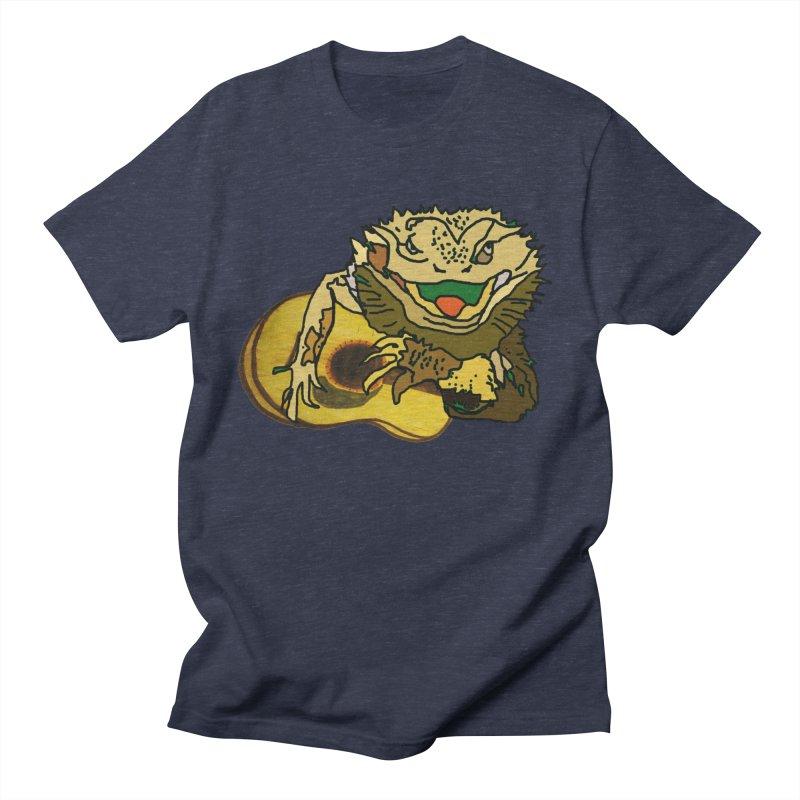 A Lizard in the Spring Men's T-Shirt by jackrabbithollow's Artist Shop