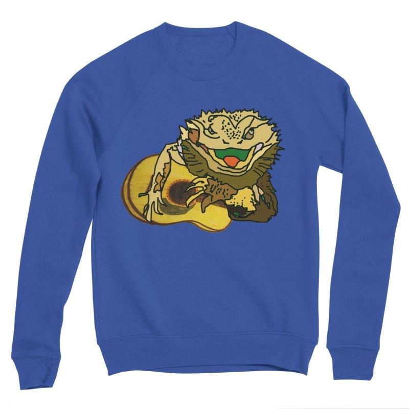 A Lizard in the Spring Men's Sweatshirt by jackrabbithollow's Artist Shop