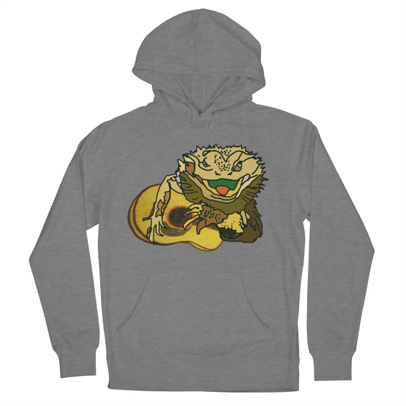 A Lizard in the Spring Women's Pullover Hoody by jackrabbithollow's Artist Shop