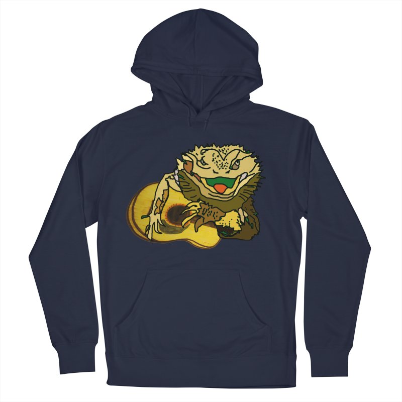 A Lizard in the Spring Men's Pullover Hoody by jackrabbithollow's Artist Shop