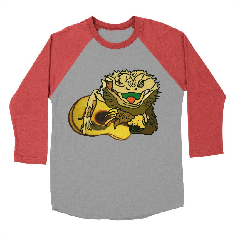 A Lizard in the Spring Men's Longsleeve T-Shirt by jackrabbithollow's Artist Shop