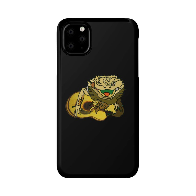 A Lizard in the Spring Accessories Phone Case by jackrabbithollow's Artist Shop