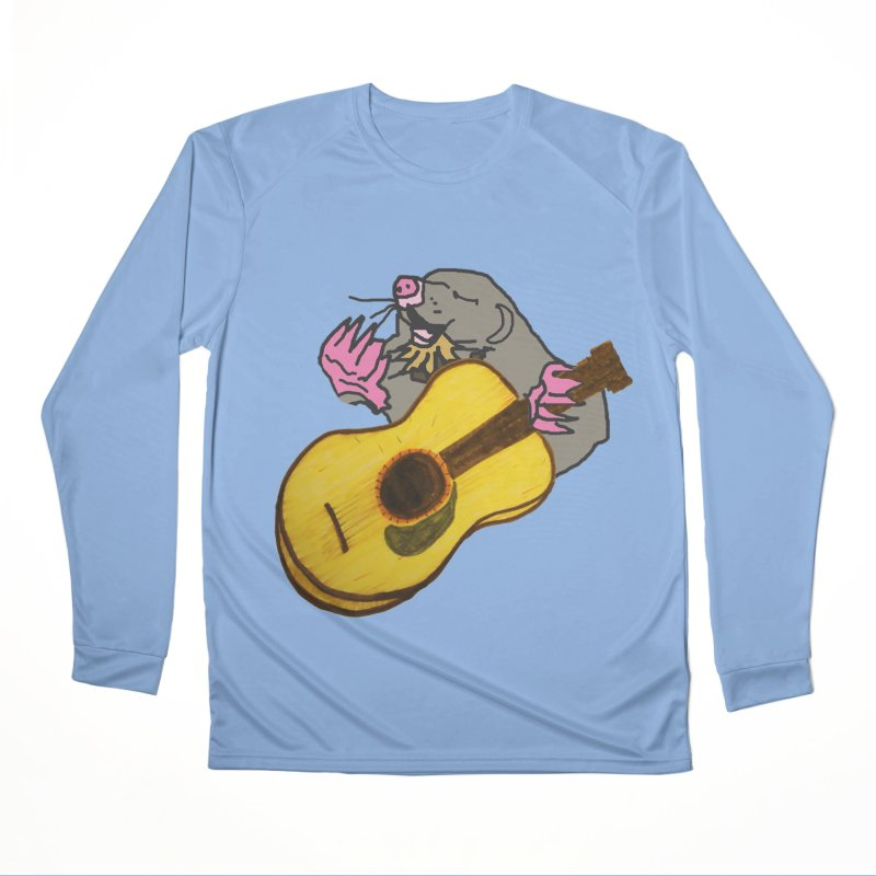 Mole in the Ground Women's Longsleeve T-Shirt by jackrabbithollow's Artist Shop