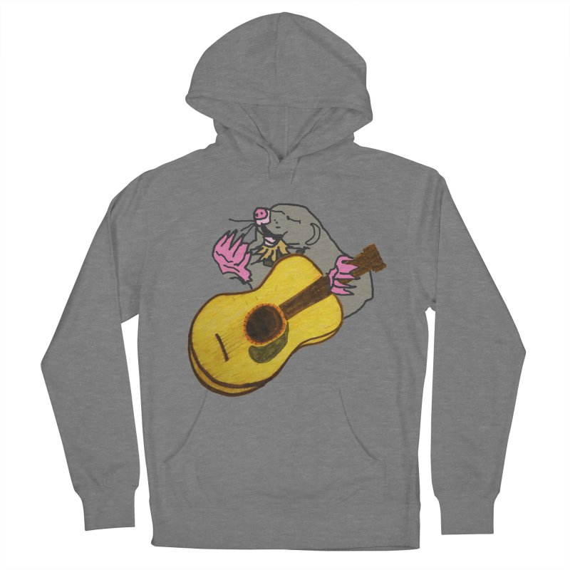 Mole in the Ground Women's Pullover Hoody by jackrabbithollow's Artist Shop