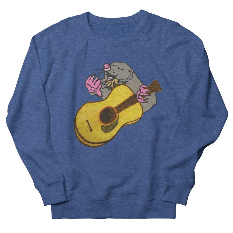 Mole in the Ground Men's Sweatshirt by jackrabbithollow's Artist Shop