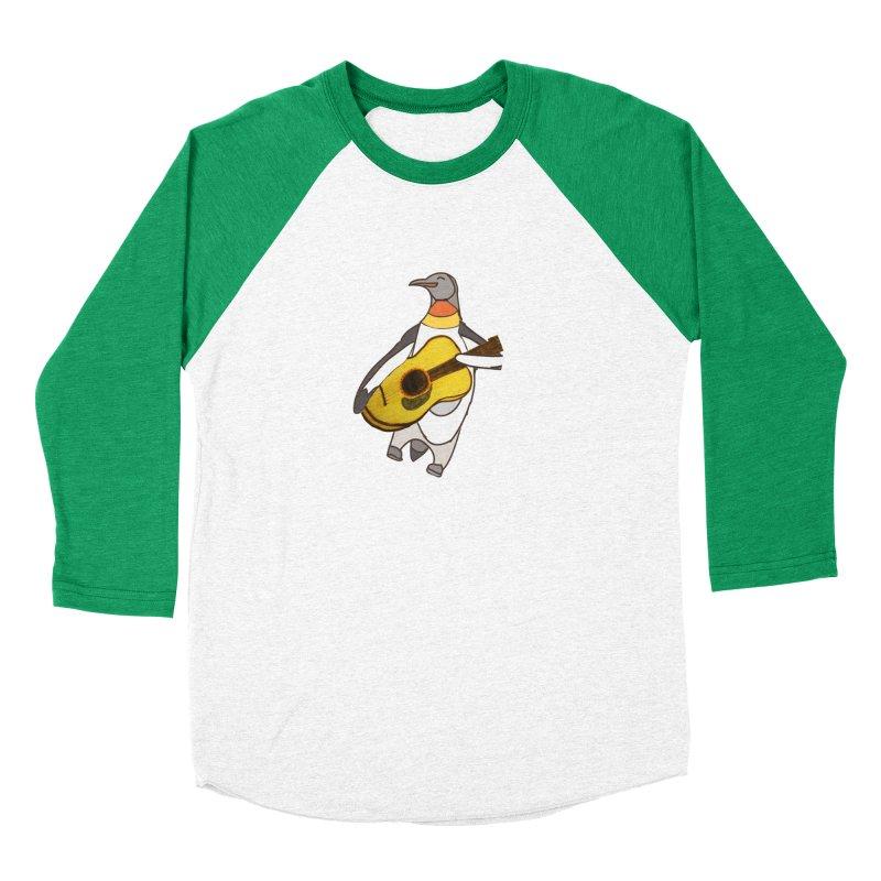JAMGUIN Women's Baseball Triblend Longsleeve T-Shirt by jackrabbithollow's Artist Shop