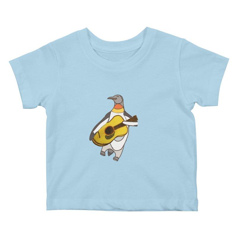 JAMGUIN Kids Baby T-Shirt by jackrabbithollow's Artist Shop
