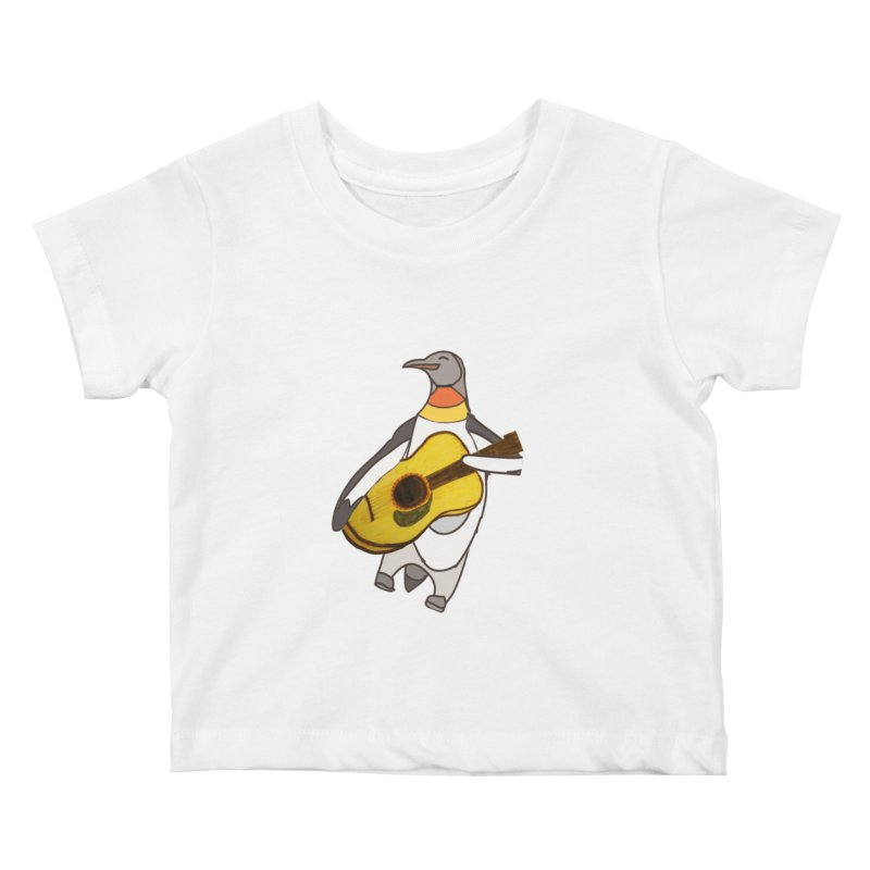 JAMGUIN Kids Baby T-Shirt by jackrabbithollow's Artist Shop