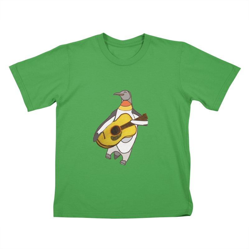 JAMGUIN Kids T-Shirt by jackrabbithollow's Artist Shop
