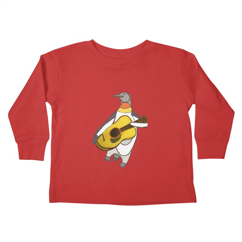 JAMGUIN Kids Toddler Longsleeve T-Shirt by jackrabbithollow's Artist Shop