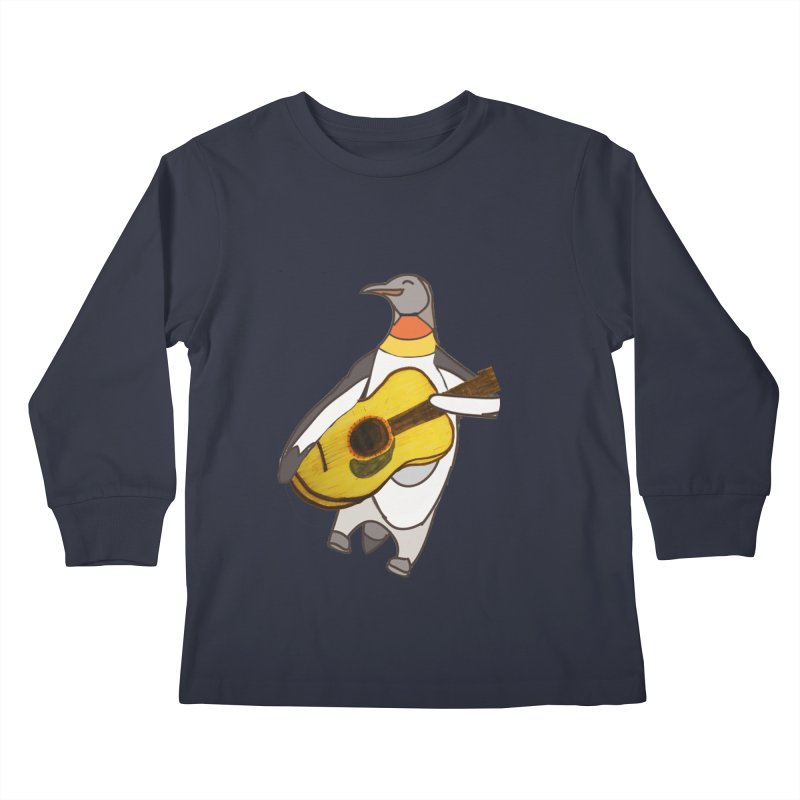 JAMGUIN Kids Longsleeve T-Shirt by jackrabbithollow's Artist Shop