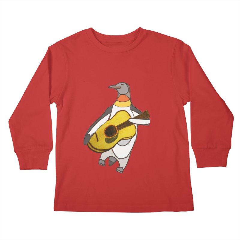 JAMGUIN Kids Longsleeve T-Shirt by jackrabbithollow's Artist Shop