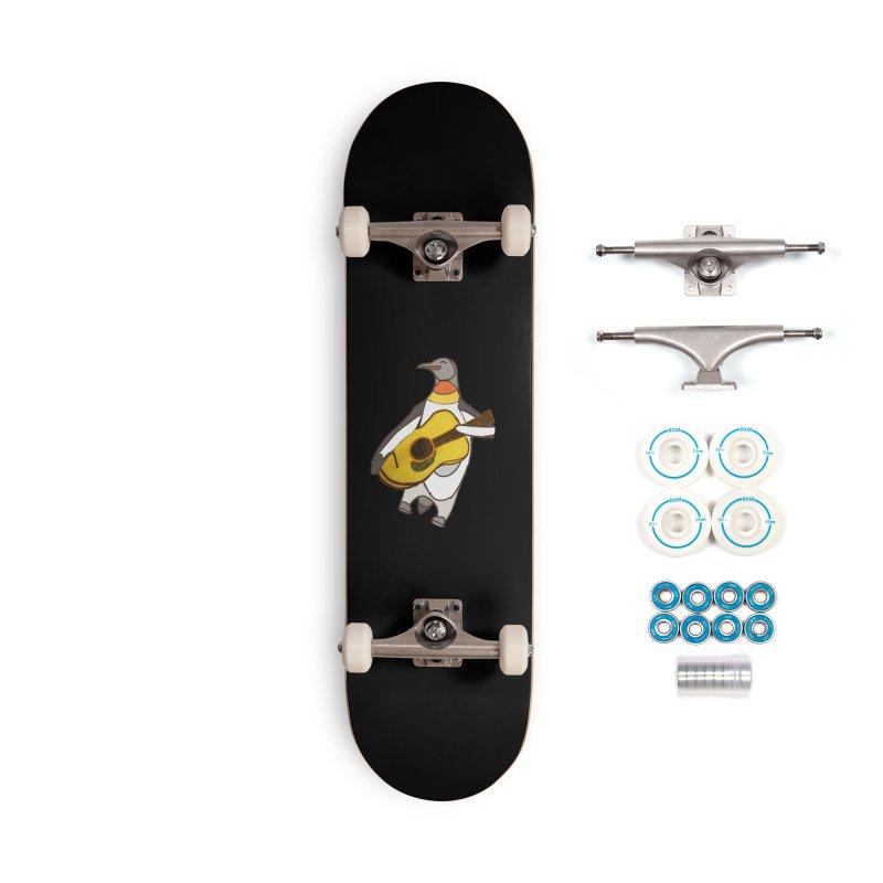 JAMGUIN Accessories Complete - Basic Skateboard by jackrabbithollow's Artist Shop
