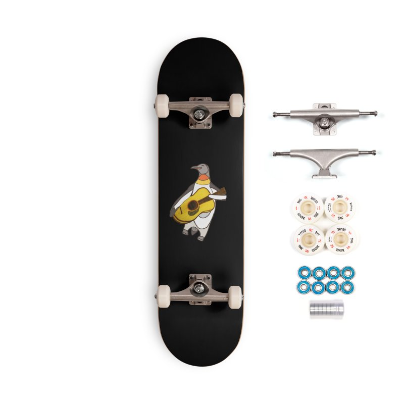 JAMGUIN Accessories Complete - Premium Skateboard by jackrabbithollow's Artist Shop
