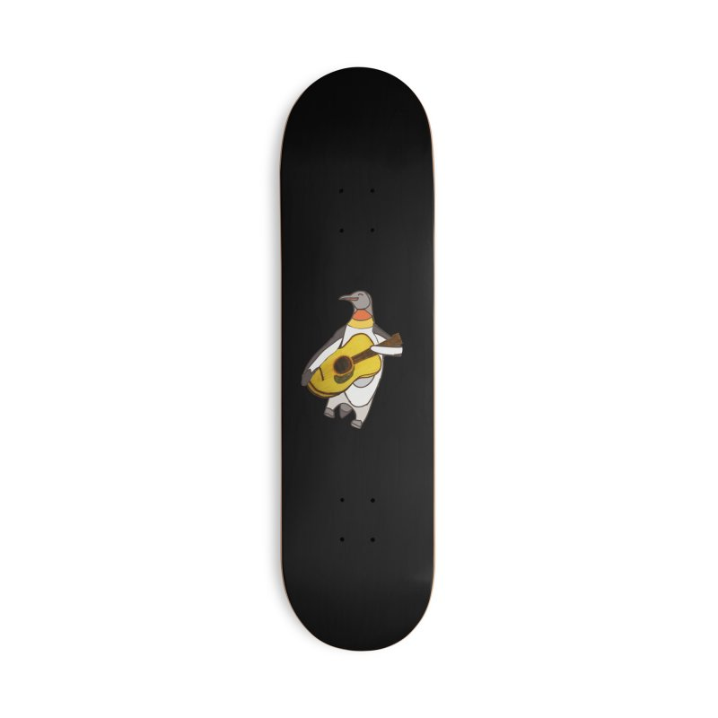 JAMGUIN Accessories Deck Only Skateboard by jackrabbithollow's Artist Shop