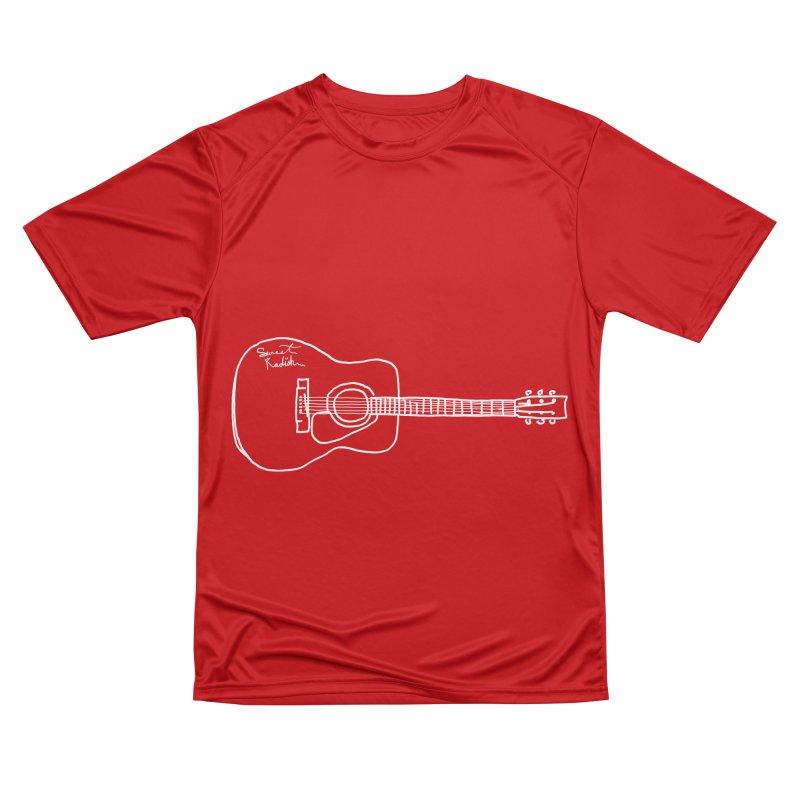ABE'S GUITAR Men's Performance T-Shirt by jackrabbithollow's Artist Shop