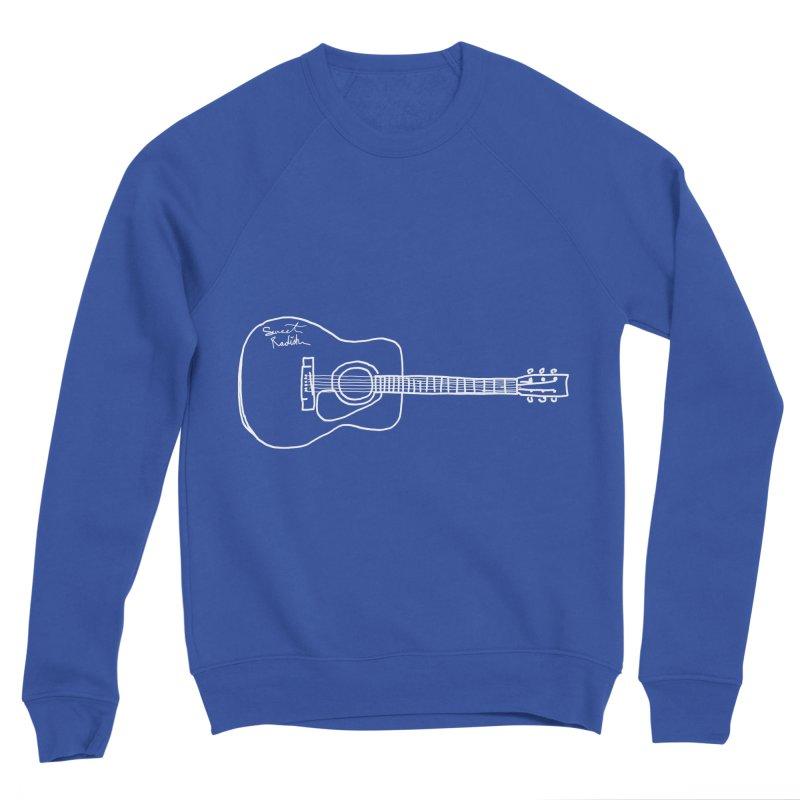 ABE'S GUITAR Men's Sweatshirt by jackrabbithollow's Artist Shop