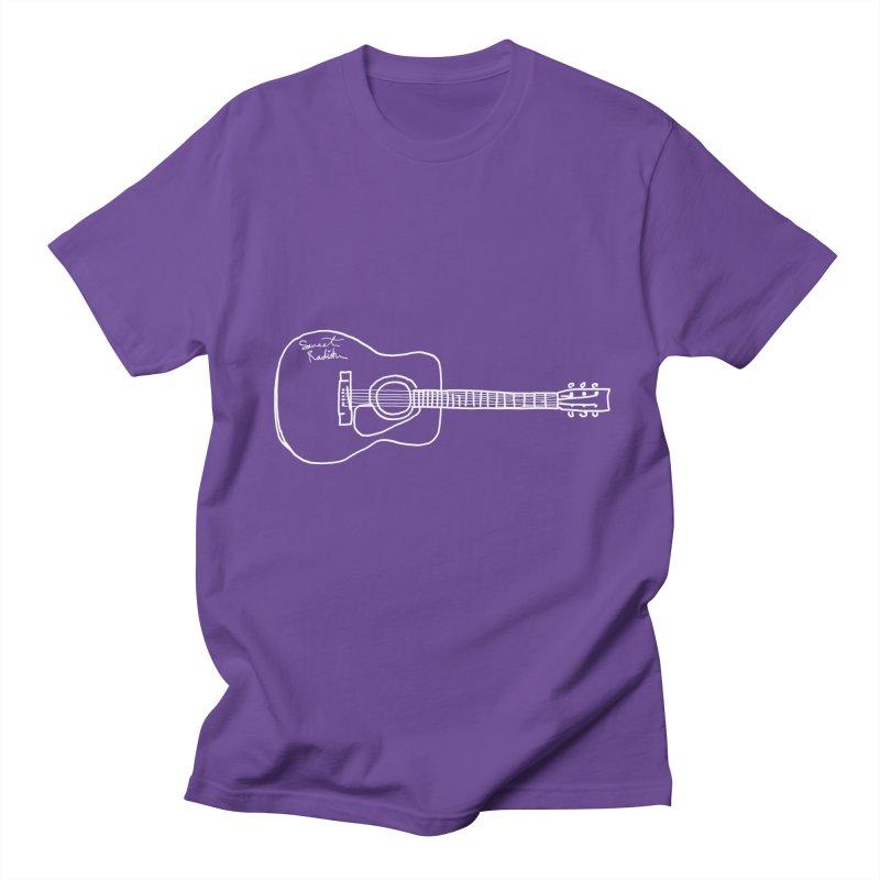 ABE'S GUITAR Men's T-Shirt by jackrabbithollow's Artist Shop