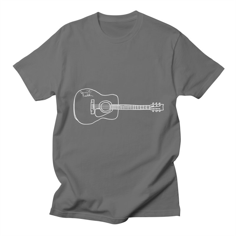 ABE'S GUITAR Men's T-Shirt by jackrabbithollow's Artist Shop