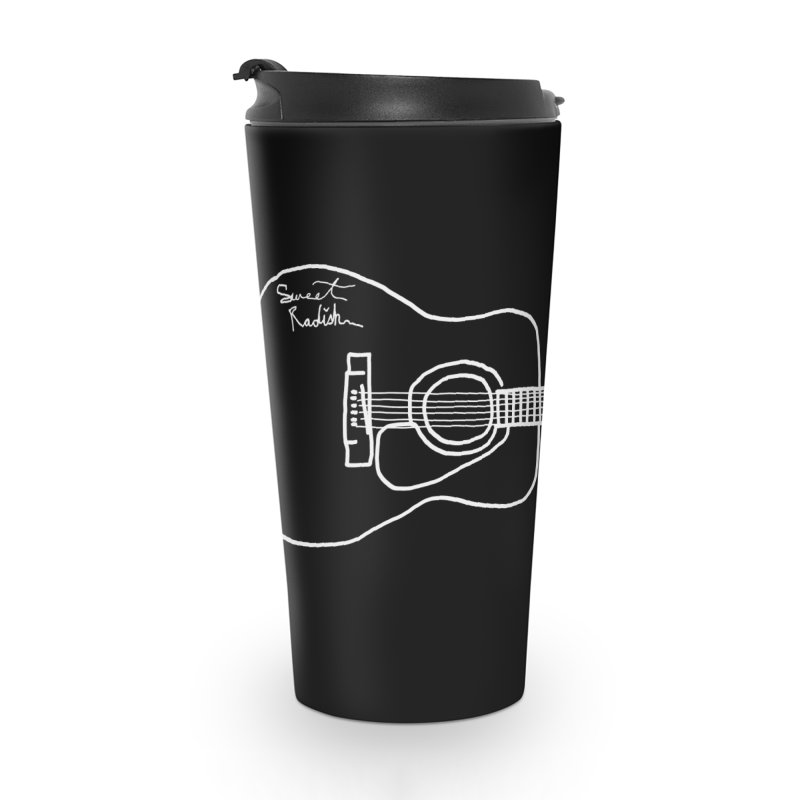 ABE'S GUITAR Accessories Mug by jackrabbithollow's Artist Shop