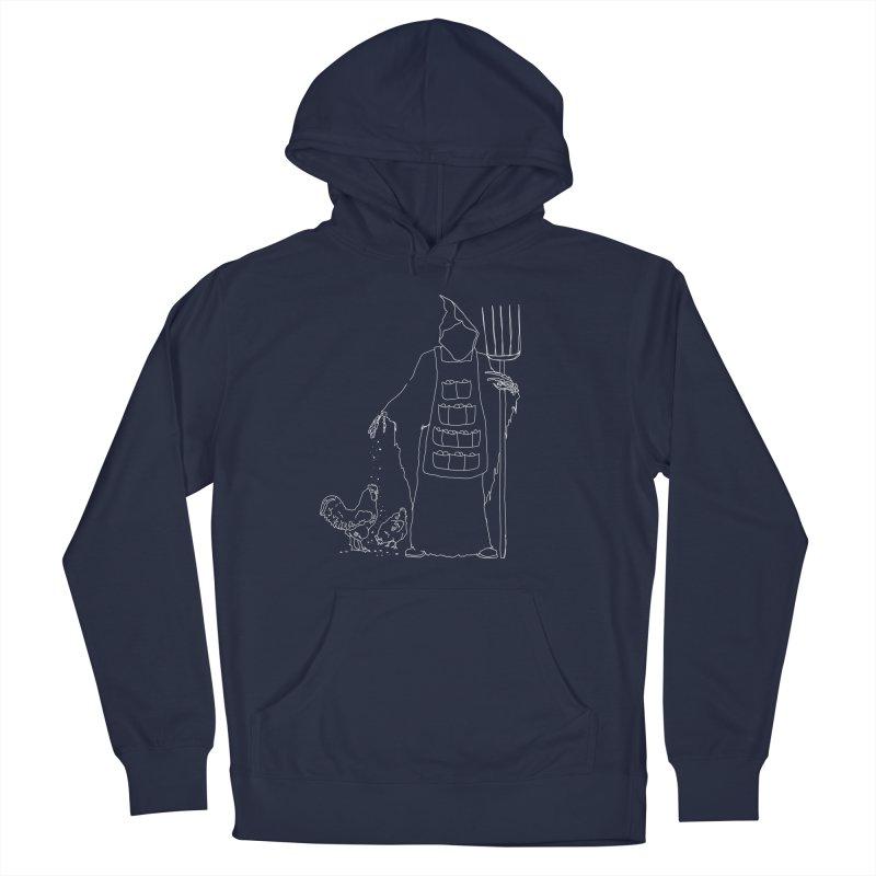Grim the Egg Dealer Men's Pullover Hoody by jackrabbithollow's Artist Shop