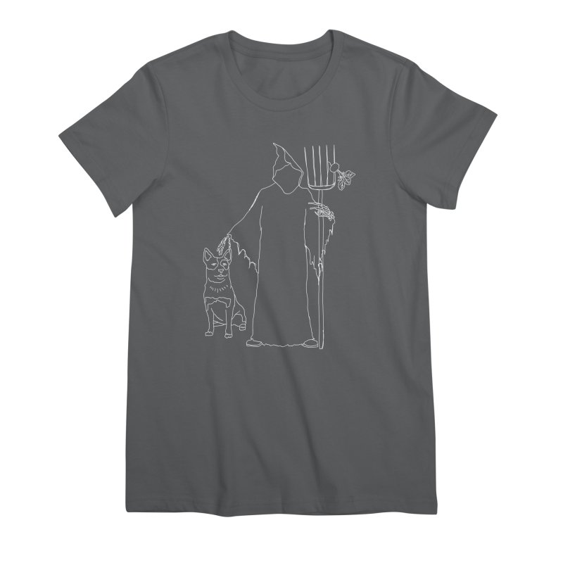 Grim the Farmer and Bestie Women's T-Shirt by jackrabbithollow's Artist Shop