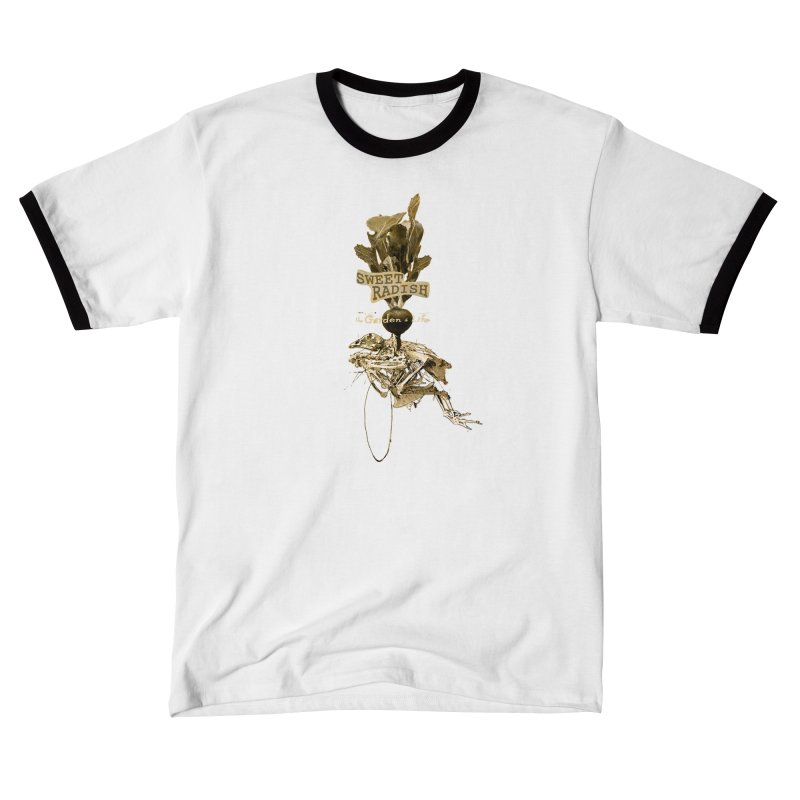 Sweet Radish: Garden and Life Album Tee Men's T-Shirt by jackrabbithollow's Artist Shop