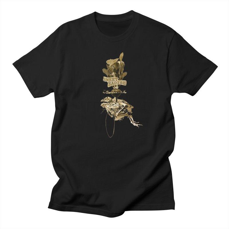 Sweet Radish: Garden and Life Album Tee Men's T-Shirt by jackrabbithollow's Artist Shop