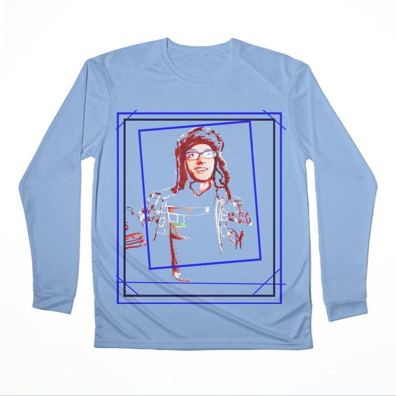 The Quintessential Marcus Women's Longsleeve T-Shirt by jackrabbithollow's Artist Shop