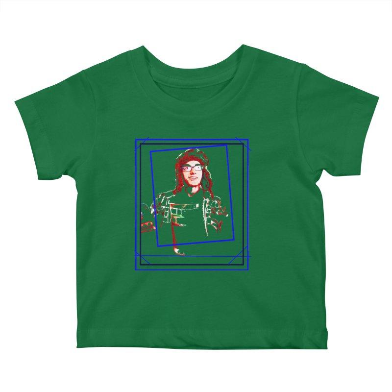 The Quintessential Marcus Kids Baby T-Shirt by jackrabbithollow's Artist Shop