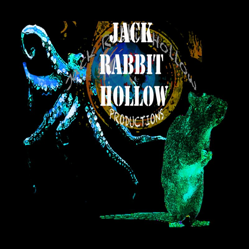 Jack Rabbit Hollow Octo-Rat Logo by jackrabbithollow's Artist Shop
