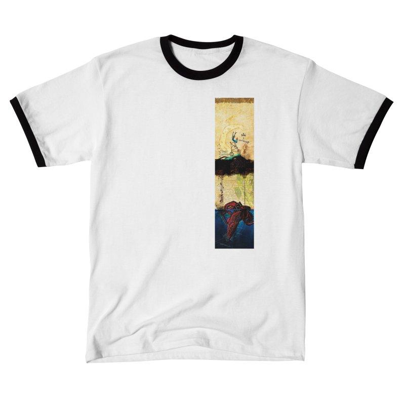 Ballads and Heartstrings - Sweet Radish Logo Design Men's T-Shirt by jackrabbithollow's Artist Shop