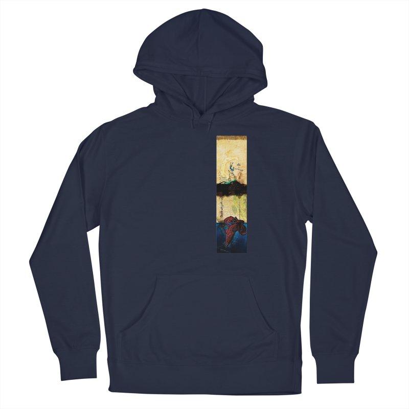 Ballads and Heartstrings - Sweet Radish Logo Design Men's Pullover Hoody by jackrabbithollow's Artist Shop