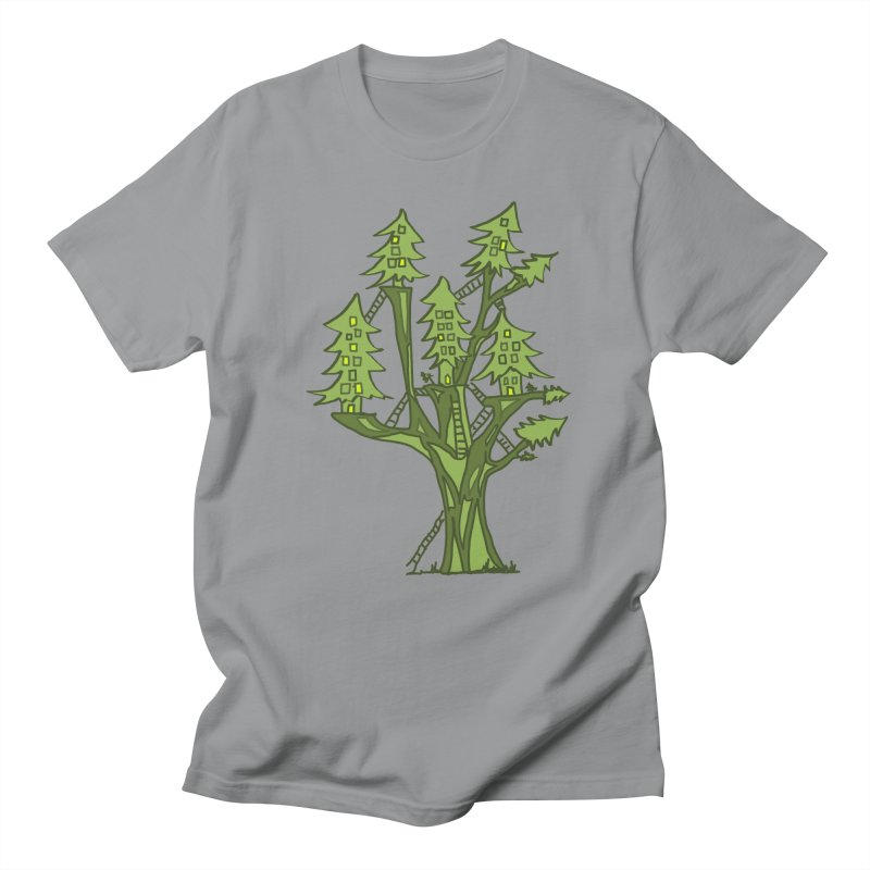 Interconnected Men's T-Shirt by jackrabbithollow's Artist Shop